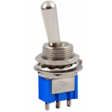 IC-148F ON-OFF-ON Ø12mm Toggle Switch