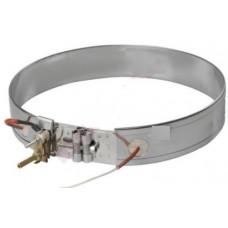 660 Watt 230 V 255 x 45 mm Termostatlı kelepçe çorbalık Rezistansı