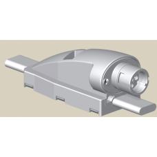 D400KS 400V 12A Düz kablo için su geçirmez derivasyon kutusu