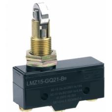 LMZ15-GQ21-B Ters Makaralı Pim Limit Swıtch