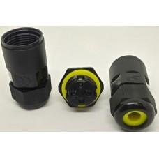 M684B-3P-5 9 mm Ip68 GreenWay Ek Mufu