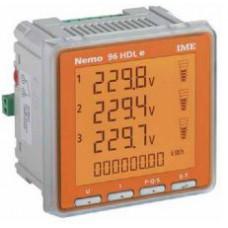 Nemo 96 HDLe MF964111+5 A 96 x 96 mm 80-500 V Güç Analizörü
