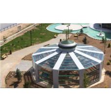 Modüler Kompozit Arboretum Sera