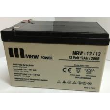 MRW-12-2.2 12 V dc 2.2 Ah Kuru Tip Akü