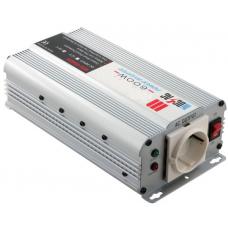 12 V DC 220 V AC 1000 W Modifiye Sinüs İnvertör+Akü Şarjlı