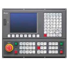 "DELTA NC300A-MI-AE 8""TFT Ekran 4Eksen CNC Kontrol"
