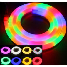 Neon RGB Flexıble 50 mt Hortum Led