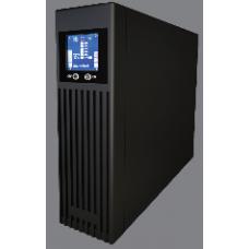 N Serisi Online UPS 1 KVA 1Faz (5/15 dk) 2 x 12 V 7Ah Kesintisiz Güç Kaynağı