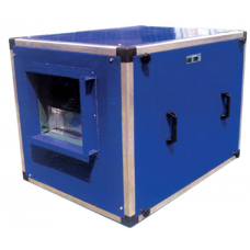 P-HN7 0.75 Kw ağız 300 x 250 mm 2500 m3-h Seyrek Kanatlı Hücreli Fan