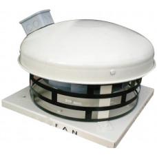 PE-MC2 0.55 Kw 1400 rpm 400 m3-h Radyal Tip Çatı Fanı