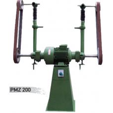 PMZ TİP 200 3.7 k W 1400 d/d Zımpara ve Şerit Motoru