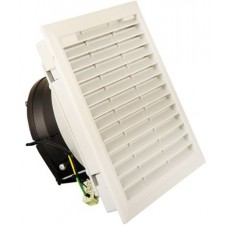 ASQFF 2500 54 m3 / Saat 230 V AC 250 x 250 x 95 mm Pano Havandırma Fanlı Filtresi