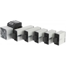 QHT-100W 100 W 100˚C 110-230 V AC -DC Aluminyum Gövde Pano Isıtıcısı