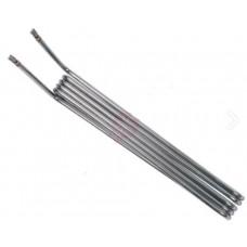 3500 Watt 380 V 8.3 x 185 x 370 mm Fritöz Rezistansı