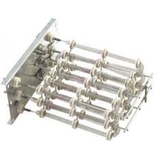 R6103 3 x 3166 W 240 V 260 x 235 mm Kasetli Spiral Tel Rezistans