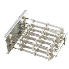 R6104 3 x 4000 240 V 263 x 235 mm Kasetli Spiral Tel Rezistansı