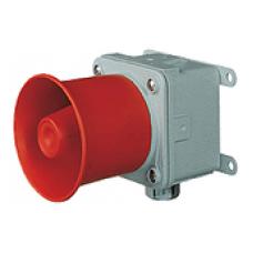 AS0161 12 V DC 115 dB Alüminyum Endustriyel Tip Korna