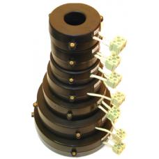 10 V A Ø 60 Kablo Geçişli Simit tipi Akım Trafosu