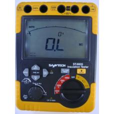 Santech ST-6605 İzolasyon Test Cihazı