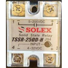 TSSR-10DD-H 10 A 4-32 V DC Giriş 5-200 V DC Solid State Röle
