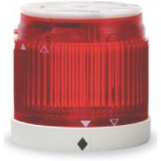XVPC34W  50mm Kırmızı Sabit Lens birimi/Kapalı-Beyaz Halka