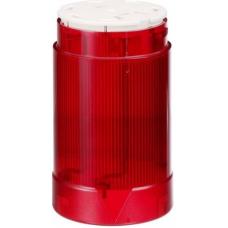 XVMC34 Işıklı birim-Ø 45-kırmızı-BA 15d-ampul dahil değil 230 V AC DC