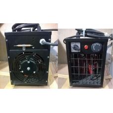 15 KW 380 V AC Ebatı 650 x 470 x 650 mm Yer Tipi Fanlı Isıtıcı