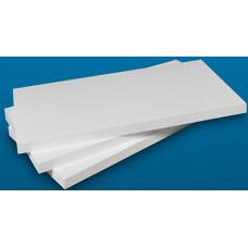KSP50 1000 x 610 X50 mm 1100 ºC Kalsiyum Silikat Plaka