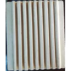 R1726T 17 cm x 26 cm 8 Kanallı Rezistans Taşı