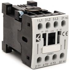 EMAS-HN1301NDE 13A 1 NK 110-115V/50-60 Hz HN Kontaktör