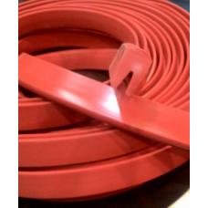 Silikon 150°C Sıcaklıkta ve yağda çalışan Özel üretim Küpeşte Lastiği