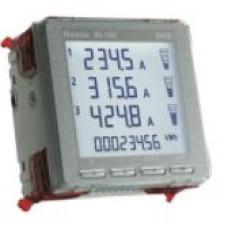 Nemo 96 HD + 3 fazlı tek,fazlı 3 ve 4 telli 96 x 96 mm 1-5 A 80-290 Vac-50-400 V Güç Analizörü