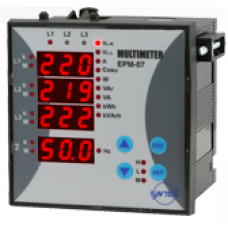 EPM-07S-96 Şebeke Analizörü