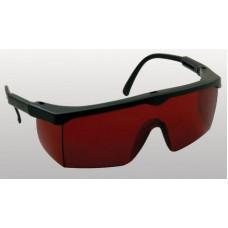 90904  Gözlük Kırmızı cam