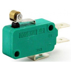 IC-176C Kısa Makaralı (220V 16A)Micro Switch