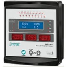 RGT-18T,LCD Ekran Tristör Çıkışlı Trifaze Reaktif Güç Kontrol Rölesi