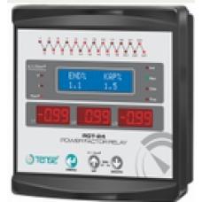 RGT-24H,LCD Ekran Haberleşmeli Trifaze Reaktif Güç Kontrol Rölesi
