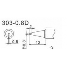 303-0.8 D Quick Havya Ucu