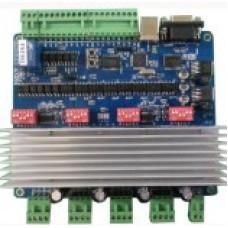 4 eksen USB CNC kontrol sürücü kartı