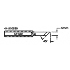 Xytronic-510630J (XYB30) 45deg. 5mm SMD Bıçak havya uçu