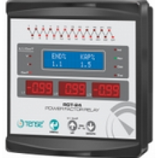 RGT-24,LCD Ekran Trifaze Reaktif Güç Kontrol Rölesi