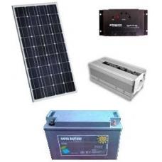 Mini Solar EKO Paket 1,ile elektrik,üretimi