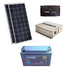 Mini Solar EKO Paket 2 ile elektrik üretimi