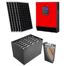 SOLAR EKO 5-190T ile Elektrik üretimi