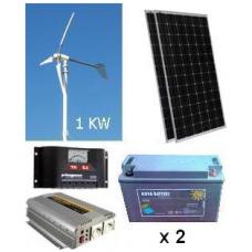 Hibrit EKO Paket 1,ile elektrik,üretimi