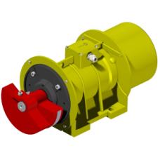 VA 4-30 1500 rpm 4 Kutuplu Trifaze Vibrasyon Motoru
