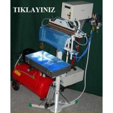 EDİK-5 Pnömatik Galoş Üretim Makinesi
