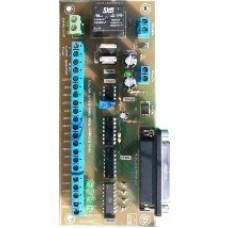 5 eksen LPT Eksen Kontrol kartı 600 Mhz+PWM Out