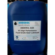 Anderol 6220 Gıda Onaylı, H1, Dişli, Rulman, Merkezi Sistem ve Zincir Yağı