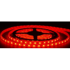 3528 12 Volt Dış Mekan Kırmızı Tek Çipli Şerit Led